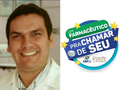 DIA INTERNACIONAL DO FARMACÊUTICO: ENTREVISTA COM ALDINO PORTO