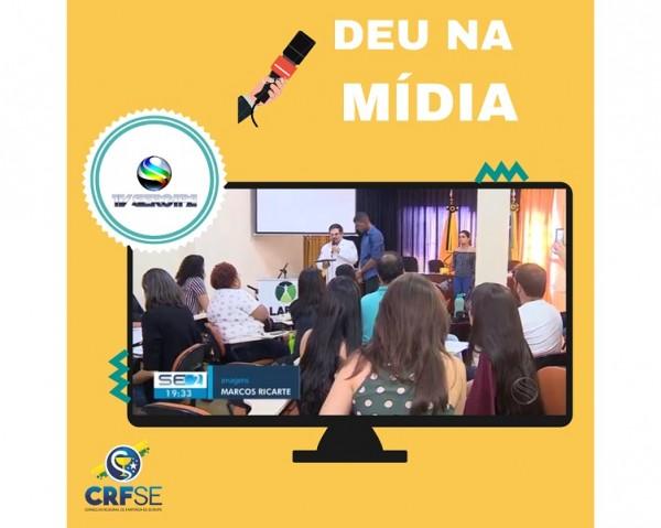Na mídia: CRF/SE promove oficina sobre manejo do paciente com diabetes e alerta a população sobre os riscos da doença