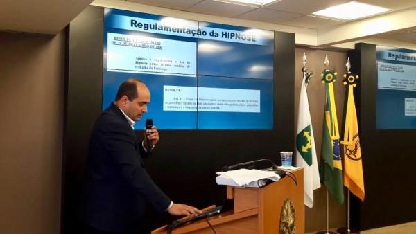SERGIPE APRESENTA A PRIMEIRA PROPOSTA DE RESOLUÇÃO PARA O CFF