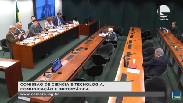CFF DESTACA PAPEL DOS LABORATÓRIOS OFICIAIS EM AUDIÊNCIA NA CÂMARA