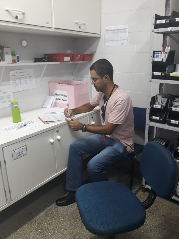 CRF/SE REALIZA FISCALIZAÇÕES NO INTERIOR DO ESTADO