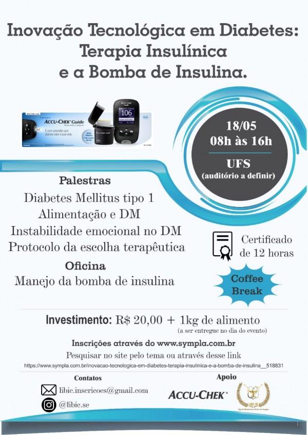 Inovação Tecnológica em Diabetes: Terapia Insulínica e a Bomba de Insulina