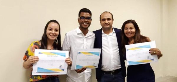 """CRF/SE realiza mais uma edição do curso """"Conselheiro por um dia"""""""
