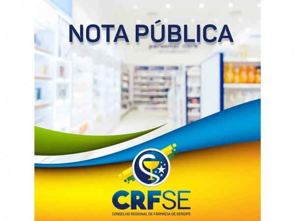 Nota Pública - Carta às prefeituras e secretários de saúde de Sergipe