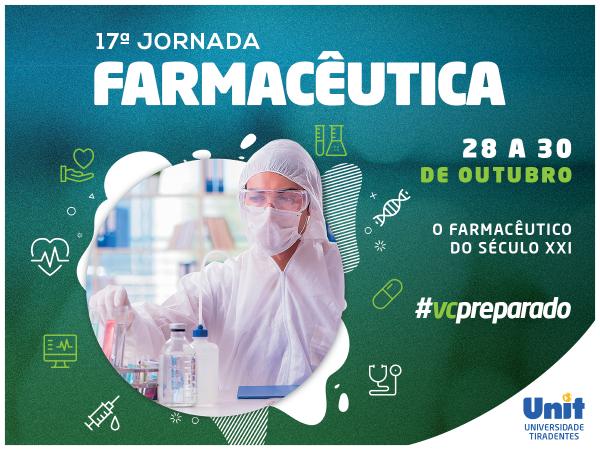 XVII JORNADA FARMACÊUTICA - UNIT