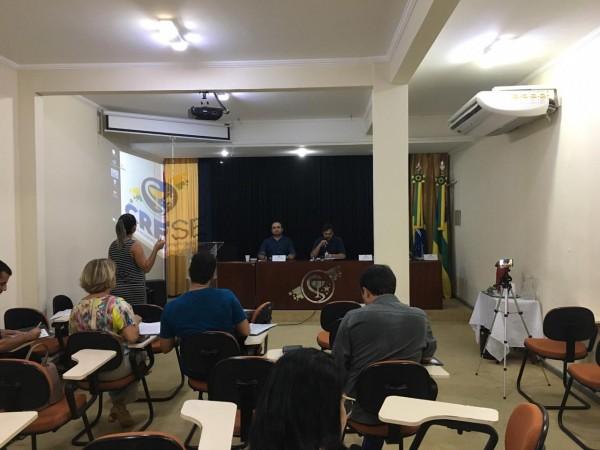 PLENÁRIO DO CRF/SE INICIA AS ATIVIDADES DE 2019