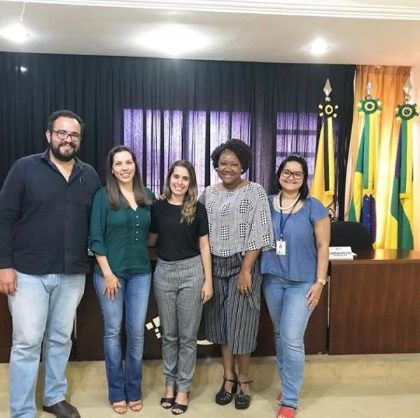 COMISSÃO DE EDUCAÇÃO E ENSINO DO CRF/SE REALIZA PRIMEIRA REUNIÃO DE 2019
