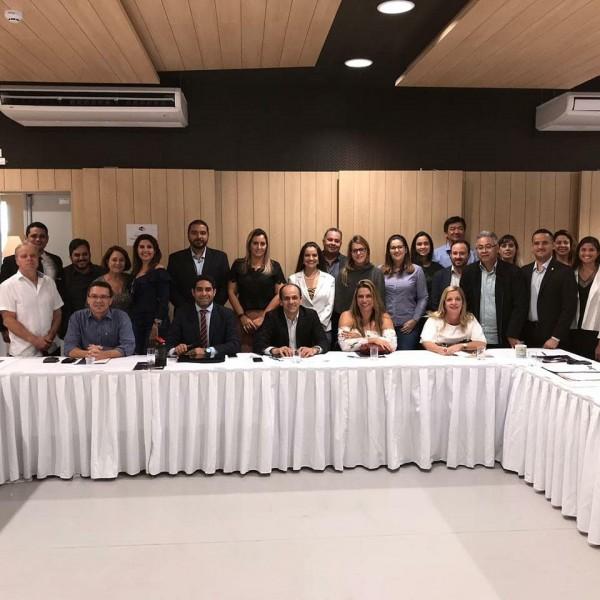 ENCONTRO DE PRESIDENTES DOS CRFS DISCUTE TEMAS RELEVANTES PARA OS FARMACÊUTICOS NO BRASIL