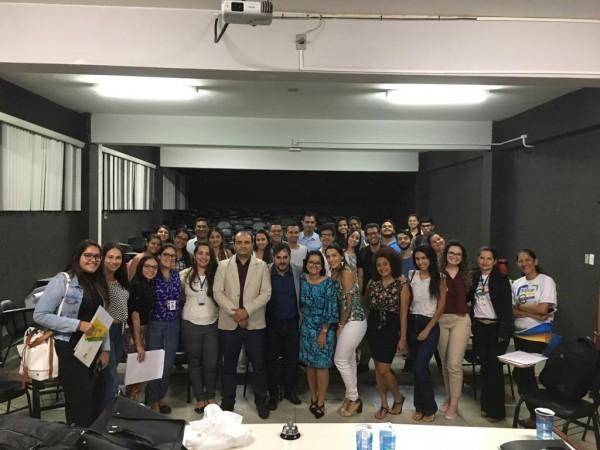 CRF/SE REALIZA PRIMEIRA REUNIÃO PLENÁRIA EM UMA UNIVERSIDADE DO ESTADO