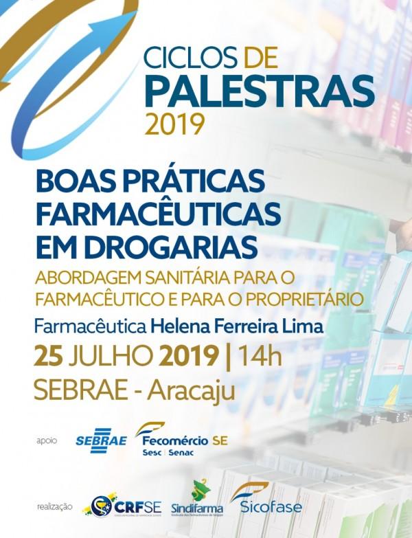 Boas Práticas Farmacêuticas em Drogarias: Abordagem Sanitária para o Farmacêutico e Proprietário