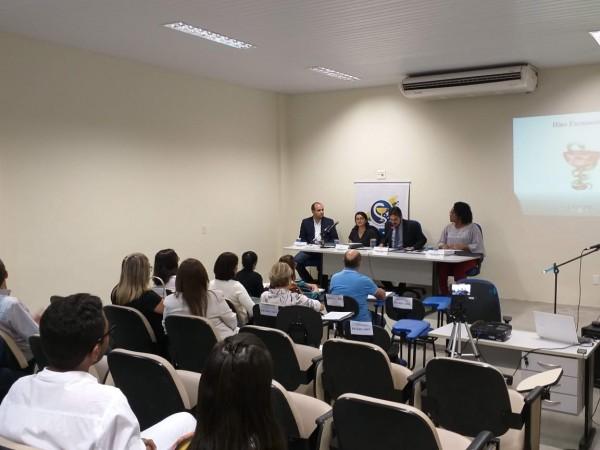 CRF/SE realiza Reunião Plenária na Universidade Federal de Sergipe