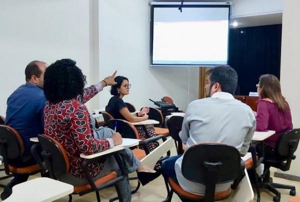 DIRETORIA DO CRF/SE REALIZA REUNIÃO PARA ELABORAR PLANO ORÇAMENTÁRIO 2020
