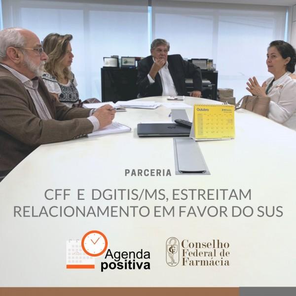 CFF VAI FOMENTAR PARTICIPAÇÃO DE FARMACÊUTICOS EM CONSULTAS PÚBLICAS DA CONITEC/MS