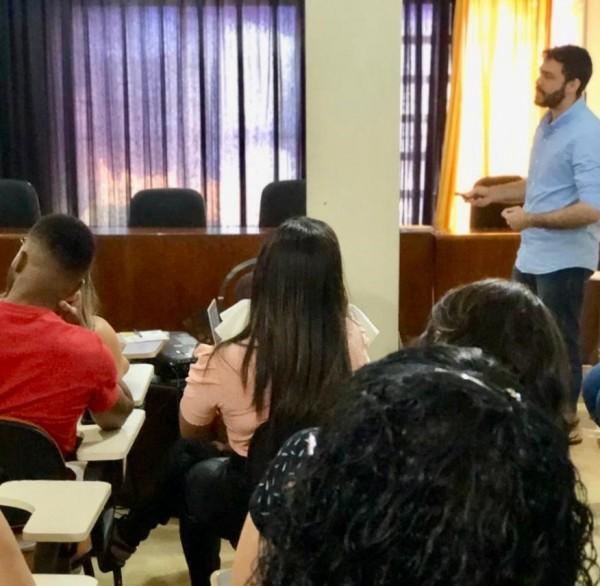 CRF/SE APOIA EVENTO SOBRE FARMÁCIA HOSPITALAR