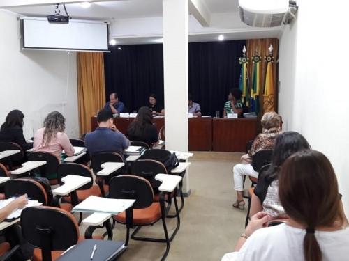 CRF/SE REALIZA 12ª REUNIÃO PLENÁRIA DE 2018