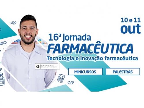16ª JORNADA FARMACÊUTICA DA UNIVERSIDADE TIRADENTES