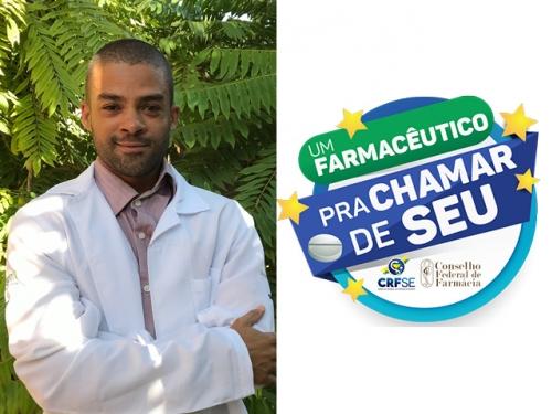 DIA INTERNACIONAL DO FARMACÊUTICO: ENTREVISTA COM JOZIMÁRIO SANTIAGO